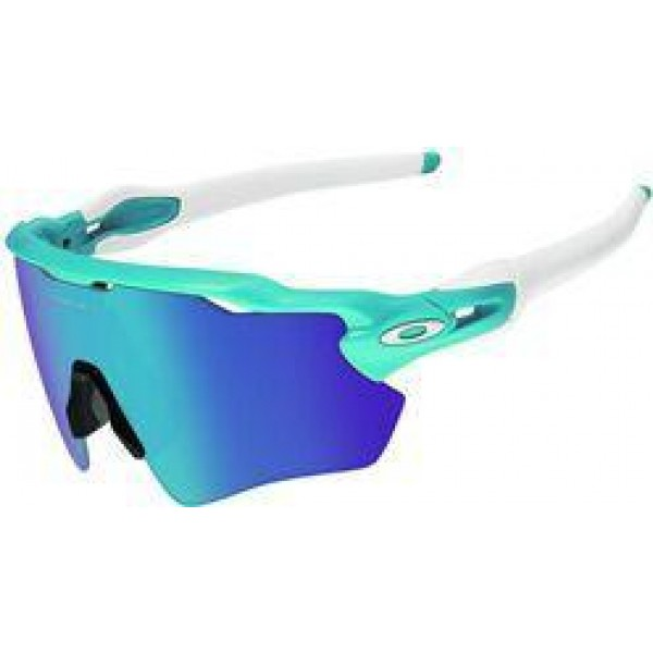 d9bb8497c169d Sale Oakley Sunglasses Radar EV Path Prizm Polishing Green Frame Ice ...